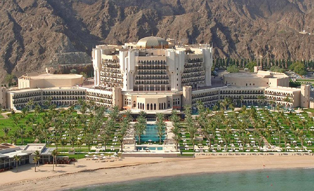 Al Bustan Palace Hotel Muscat