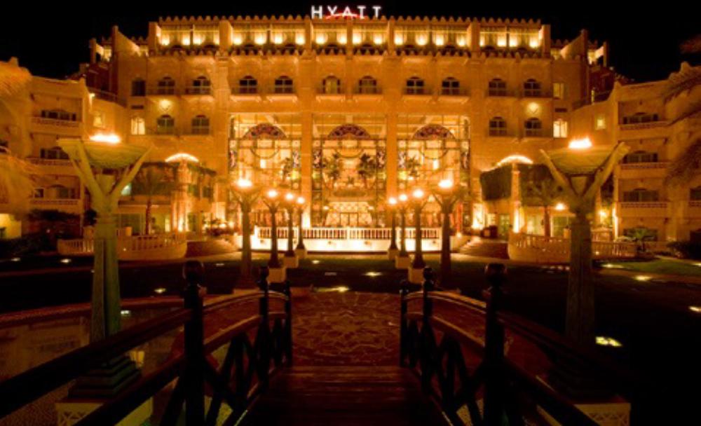 Grand Hyatt Hotel muscat