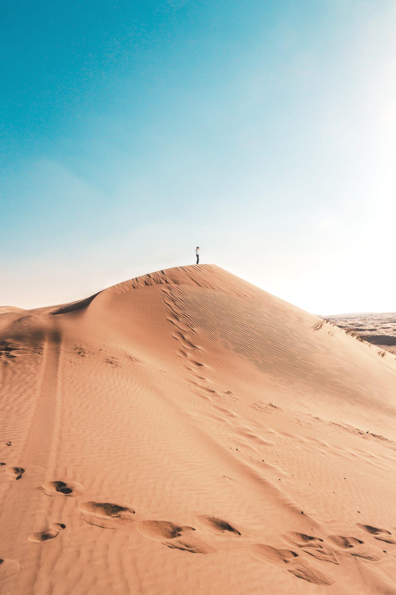 Oman deserts