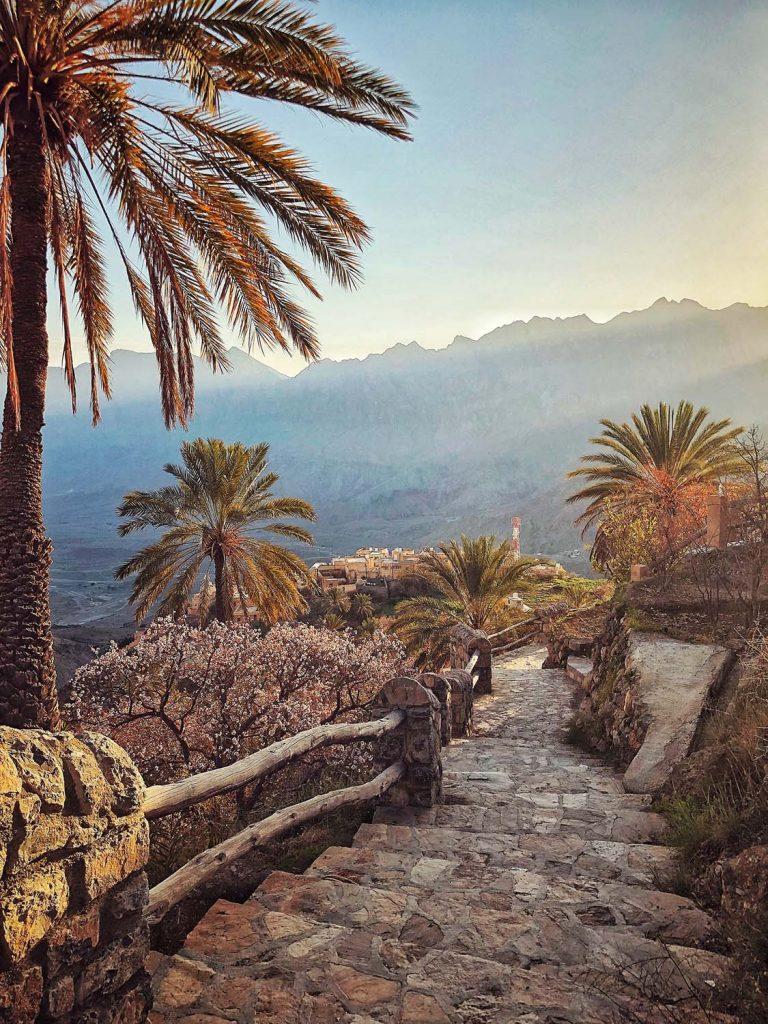 Oman natural